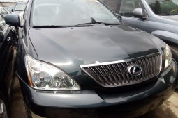 Neat Foreign used Lexus RX 2004