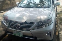 Nigeria Used Lexus RX 2013 Model Silver