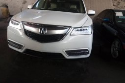 Super Clean Foreign used Acura MDX 2015