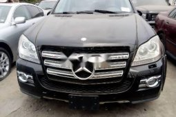 Tokunbo Mercedes-Benz GL-Class 2008 Model Black