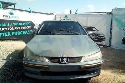 Nigeria Used Peugeot 406 2001 Model Blue