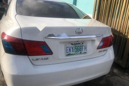 Tokunbo Lexus ES 2008 Model White