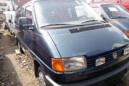 Tokunboo Volkswagen Transporter 2003 Model Grey