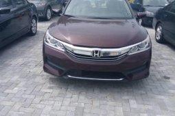 Foreign Used 2016 Honda Accord Petrol