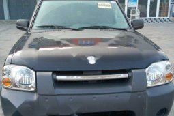 Nigeria Used Nissan Frontier 2005 Model Black