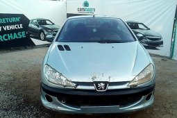 Nigerian Used 2004 Peugeot 206 for sale