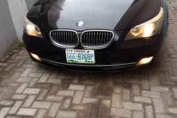 Nigerian Used 2009 BMW 5 Series Petrol