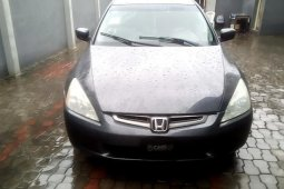 Nigerian Used Honda Accord 2004 Automatic