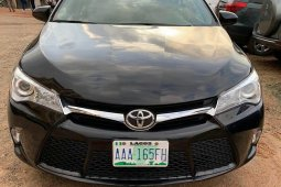Nigerian Used Toyota Camry 2016 for sale