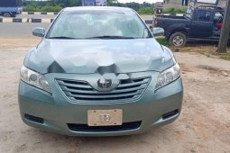 Foreign Used Toyota Camry 2008 Automatic Green