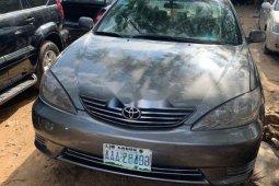 Nigeria Used Toyota Camry 2006 Model Grey