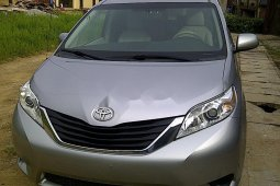Foreign Used 2011 Toyota Sienna Automatic