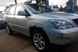 Foreign Used Lexus RX 2008 Model Grey