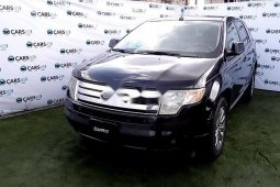 Nigeria Used Ford Edge 2007 Model Black