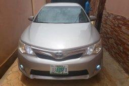 Nigerian Used 2012 Toyota Camry Petrol