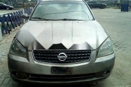 Nigeria Used Nissan Altima 2005 Model Silver