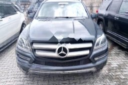 Tokunbo Mercedes-Benz ML350 2014  Model Grey