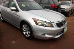 Neat Nigerian used 2008 Honda Accord
