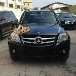 Tokunbo  Mercedes-Benz GLK 2011 Model Black
