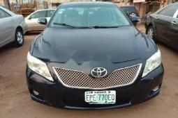 Nigeria Used Toyota Camry 2007 Model Black