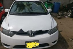 Nigeria Used Honda Civic 2008 Model White