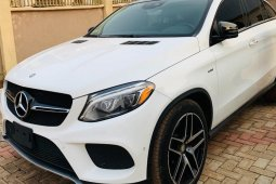 Nigeria Used Mercedes-Benz GLE 2016 Model White