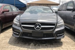 Super Clean Foreign used 2012 Mercedes-Benz CLS