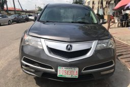 Foreign Used Acura MDX 2012 Model Grey