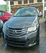 Nigeria Used Honda City 2009 Model Grey