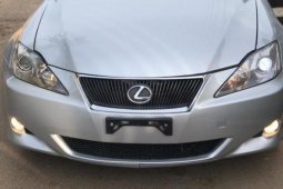 Foreign Used Lexus IS 2006 Model Silver