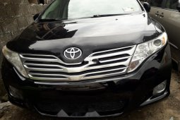 Tokunbo Toyota Venza 2009 Model Black