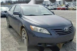 Foreign Used Toyota Camry 2007 Model Grey