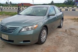 Tokunbo Toyota Camry 2008 Model Green