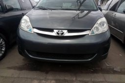 Foreign Used Toyota Sienna 2008 Model