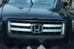 Nigeria Used Honda Pilot 2006 Model Black