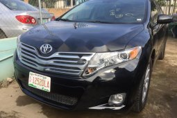 Tokunbo Toyota Venza 2010 Model Black