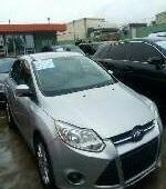 Neat Nigerian used  Ford Focus 2014