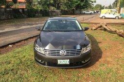 Nigeria Used Volkswagen Passat 2014 Model Brown