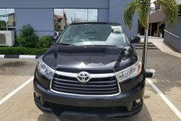Foreign Used 2015 Toyota Highlander