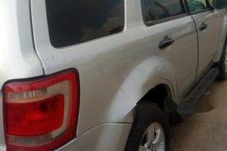 Nigeria Used Ford Escape 2008 Model Silver
