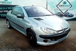 Very Clean Nigerian used Peugeot 206 2004