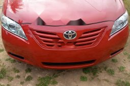 Foreign Used  Toyota Camry 2009 Model Red