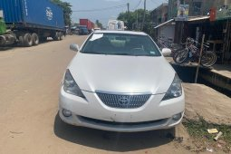 Foreign Used Toyota Solara 2004 for sale
