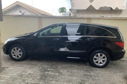 Tokunbo Mercedes-Benz R-Class 2006 Model Black