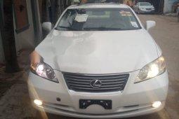 Tokunbo Lexus ES 2007 Model White