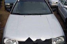 Tokunbo Volkswagen Golf 2000 Model Silver