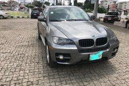 Nigeria Used BMW X6 2011 Model Grey