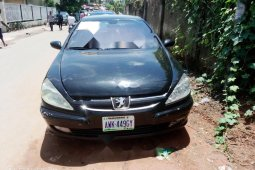 Nigerian Used Peugeot 206 2006 for sale