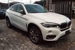 Foreign Used 2018 BMW X6 Automatic