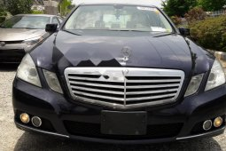 Foreign Used 2011 Mercedes-Benz E350